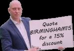 quote for birmingham magician