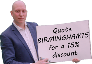 quote for birmingham magician