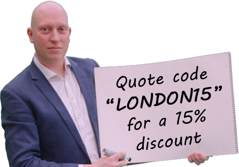 quote for london magician