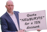 quote for newbury magician discount