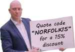 quote for norfolk magician