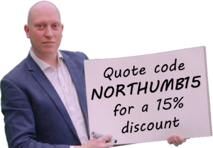 quote for northumberland magician