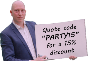 quote for party magician