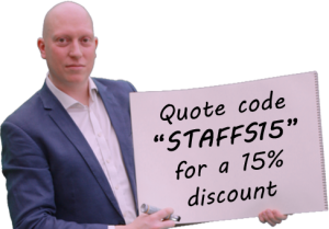quote for staffordshire magician