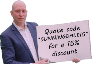 quote for sunningdale park magician