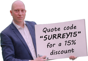 quote for surrey magician