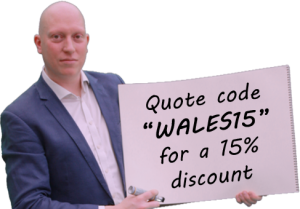 quotation for magician in wales