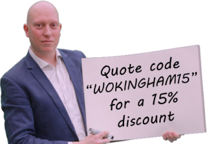 quote for wokingham magician price