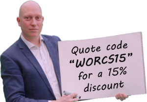 quotation for worcestershire magician