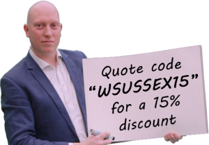 quote for west sussex magician