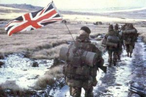 Magic for Falklands War Veteran