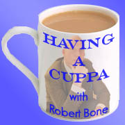 Having A Cuppa Logo