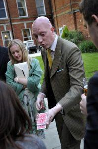 Audleys Wood Basingstoke Magician