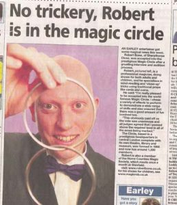 Reading Magician