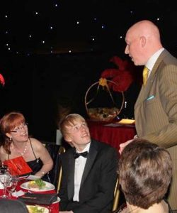 Staffordshire Magician