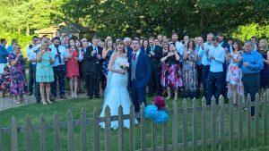 Bishopswood Tadley wedding magician