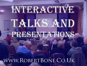 Interactive Talks and Presentations