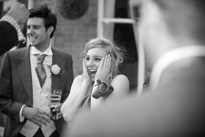 Magic at Oakley Hall Wedding