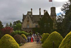 Manor by the Lake Cheltenham Wedding Magician
