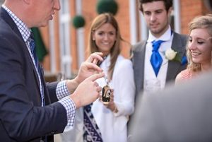Oakley Hall Wedding Magician