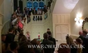 elvetham hartley wintney wedding magic