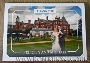 elvetham wedding thank you