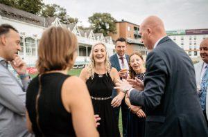 Worchester wedding magic