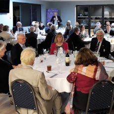 Magic and Mind-reading cabaret for Reading Matins Rotary Club