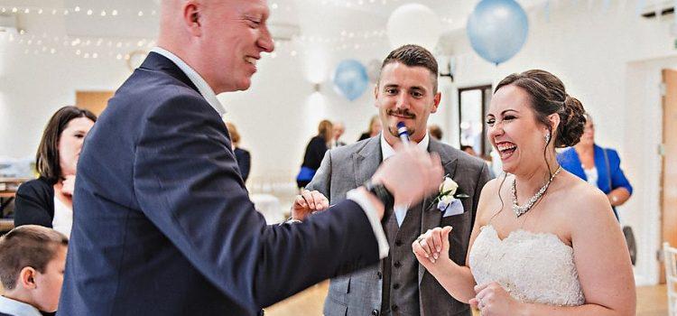 Andover Wedding Magician